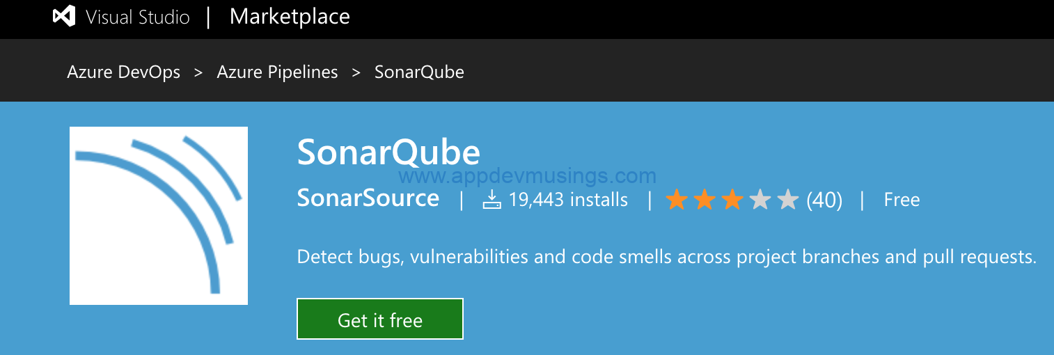 Deploy SonarQube to Azure Kubernetes Service cluster and
